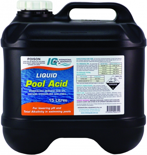 Clearchem Pool Acid
