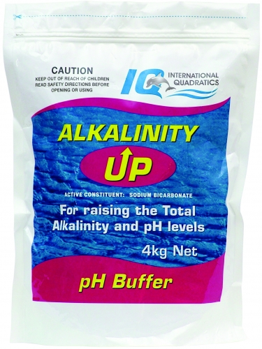 Iq alkalinity up Swimming pool high alkalinity