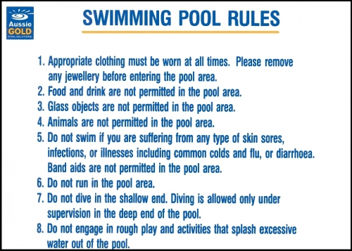 Spa Pools: Rules For Spa Pools