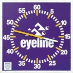 Pace Clock - Eyeline Electric Square