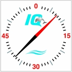 Pace Clock- IQ Electric Square