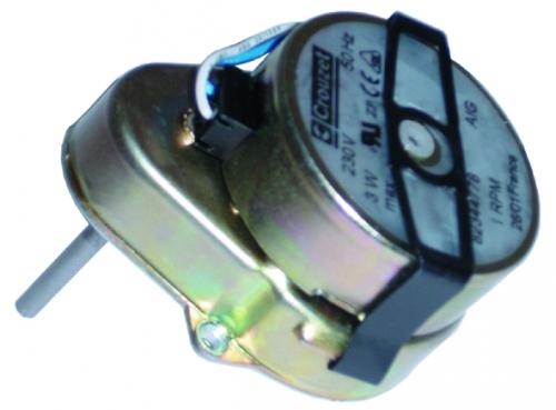 Pace Clock Motor Iq Electric